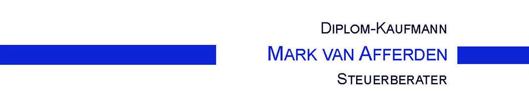 Dipl.-Kfm. Mark van Afferden, Steuerberater